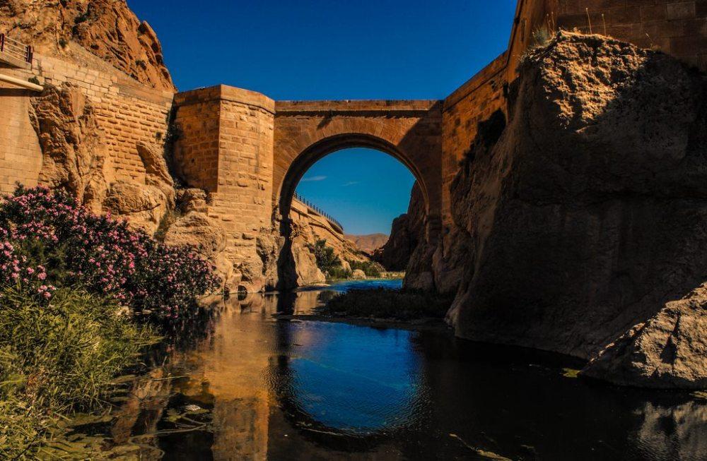 Wilaya de Biskra Pont Romain El Kantara Biskra | Les Wilayas d'Algérie sur le Guide & Annuaire des loisirs, évasion et tourisme Algerie