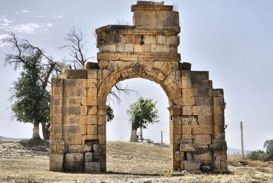 Arc de triomphe de Markouna