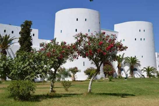 Complexe touristique de Matarès Tipasa 2