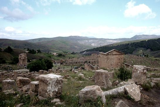 Djemila (Site de l'Antique Cuicul) 2