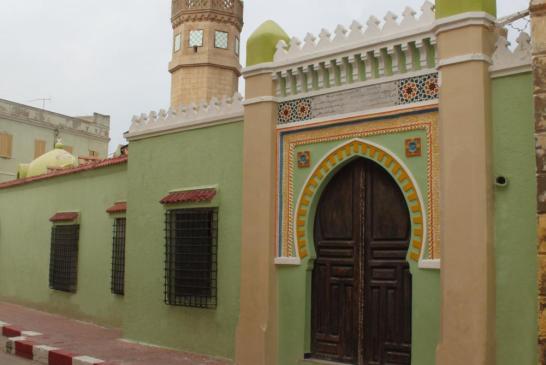 Grande Mosquée Al-Merini
