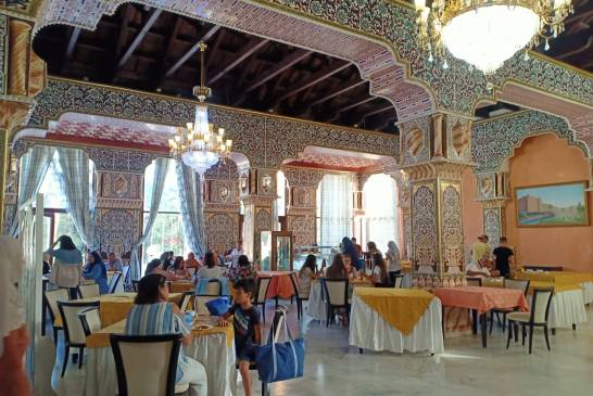 Hotel Les Zianides - Tlemcen 2