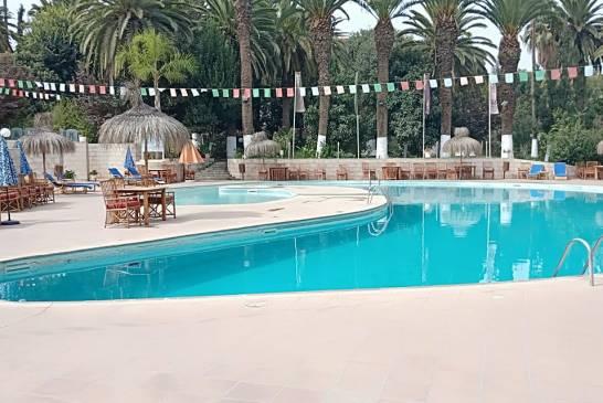 Hotel Les Zianides - Tlemcen 3