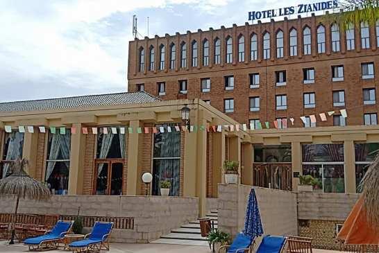 Hotel Les Zianides - Tlemcen