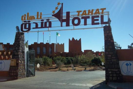 Hotel Tahat - Tamanrasset 3