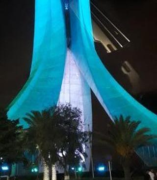 Monument Makam Echahid - Crédit Harba-dz