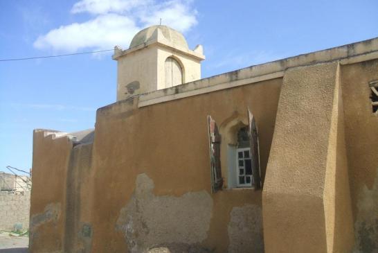 Mosquée du vieux Ténes