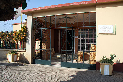 Musée de tipaza 1