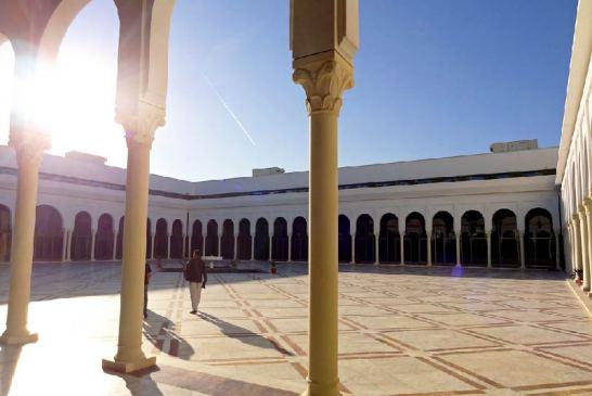 Palais de la culture Moufdi Zakaria