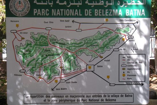Parc National de Belezma 1