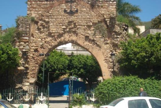 Porte Sarrazine