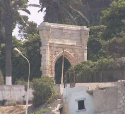 Porte du Caravansérail