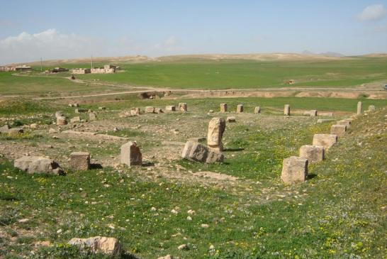 Site archéologique de Boutakhmaten