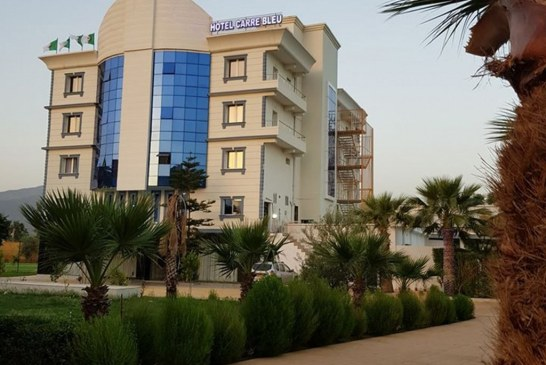 hotel carre bleu