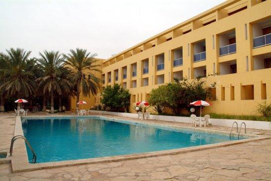 hôtel les Ziban 1