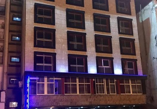 Hotel terminus 1