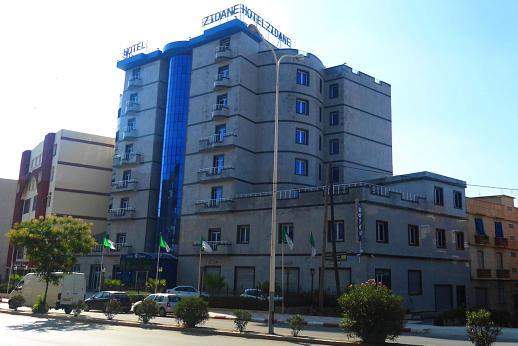 hôtel ZIDANE 1