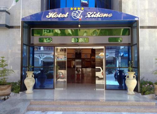 hôtel ZIDANE