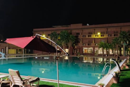 EL-JAZIRA Hôtel 1