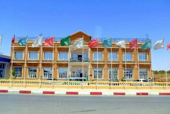 Hotel wakda