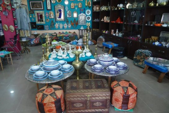 Le monde de l'artisanat - Maison Gaouar