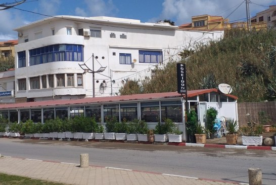 Poseidon Restaurant 1 - La Madrague - Credit Harba-dz