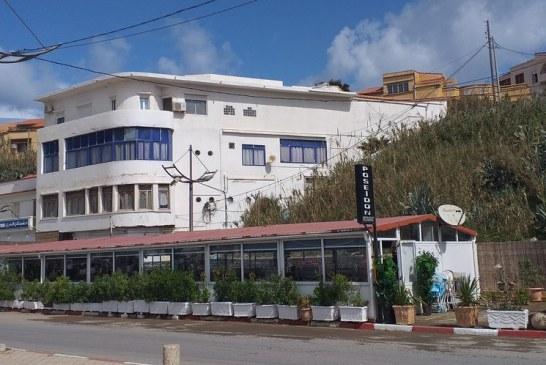 Poseidon Restaurant - La Madrague - Credit Harba-dz