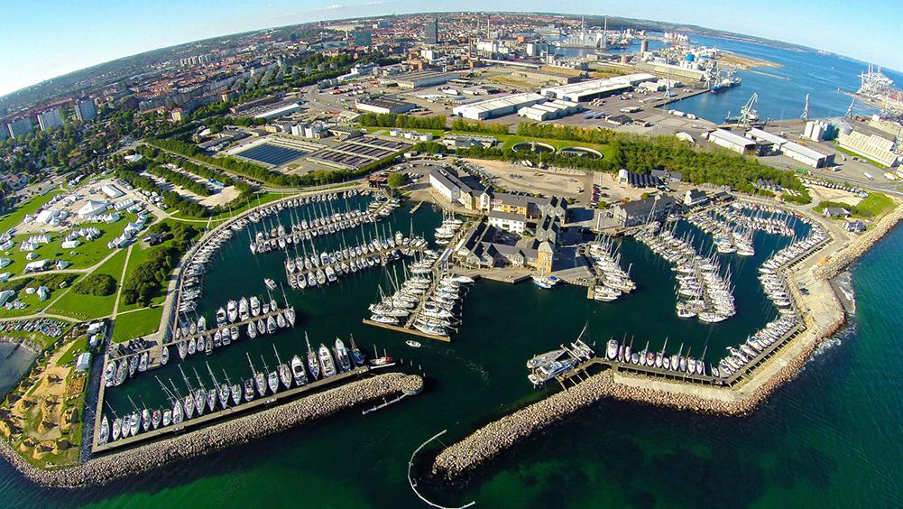 Marselisborg Lystbådehavn - Harba