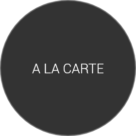menu item A la Carte