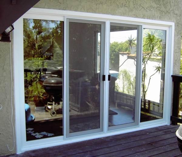 Patio Glass Doors - Harbor All Glass & Mirror, Inc.