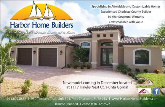 Harbor Home Builders 2017 December Style Ad