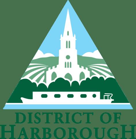 Harborough District Council Logo