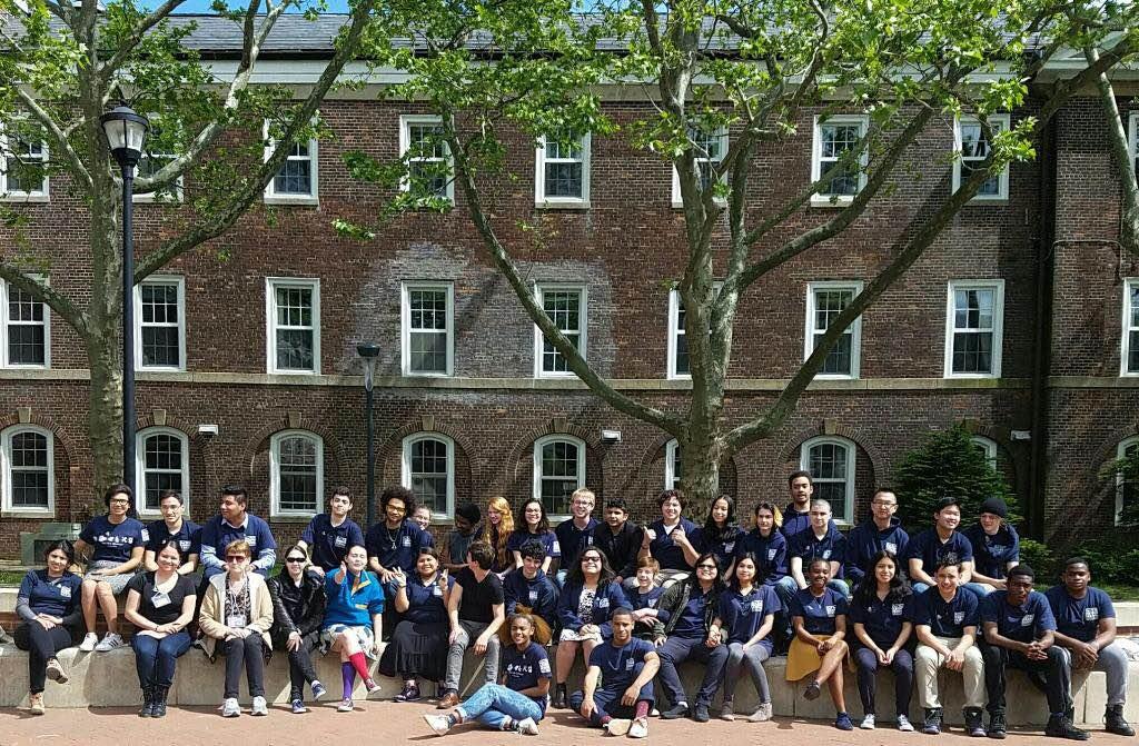 2016 New York Harbor School Marine Science Symposium New York
