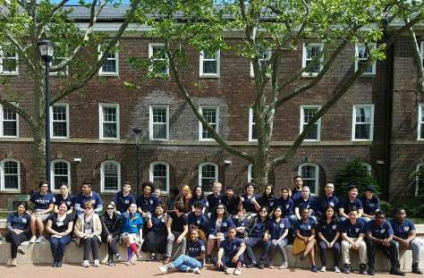 Our 2016 Marine Biology Research Community