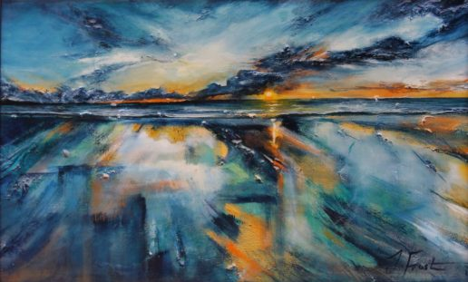 Jo Frost - Sunset and reflections