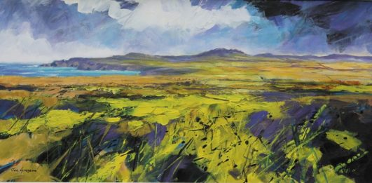 Jan Gregson - Distant Garn Fawr