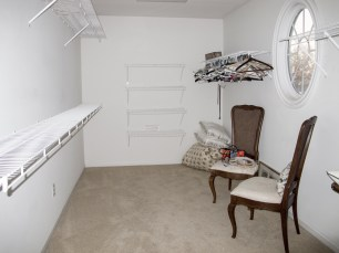 Upstairs Master Closet