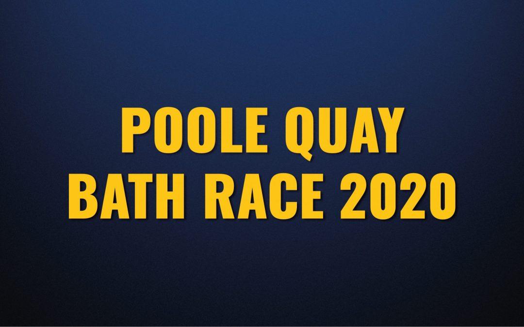Poole Quay Bath Race 2020