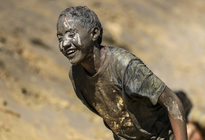 Harbour Sport Mud Rush, 11 September 2016