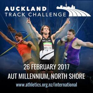 Auckland Track Challenge