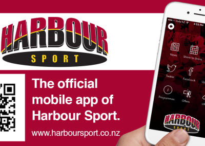 Download the Harbour Sport Official App