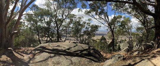 Mount Alexander Panorama