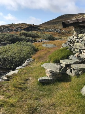 hyttene på hette hardangervidda