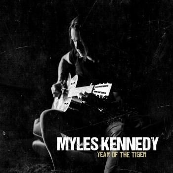 Myles Kennedy - Year of the Tiger - Artwork