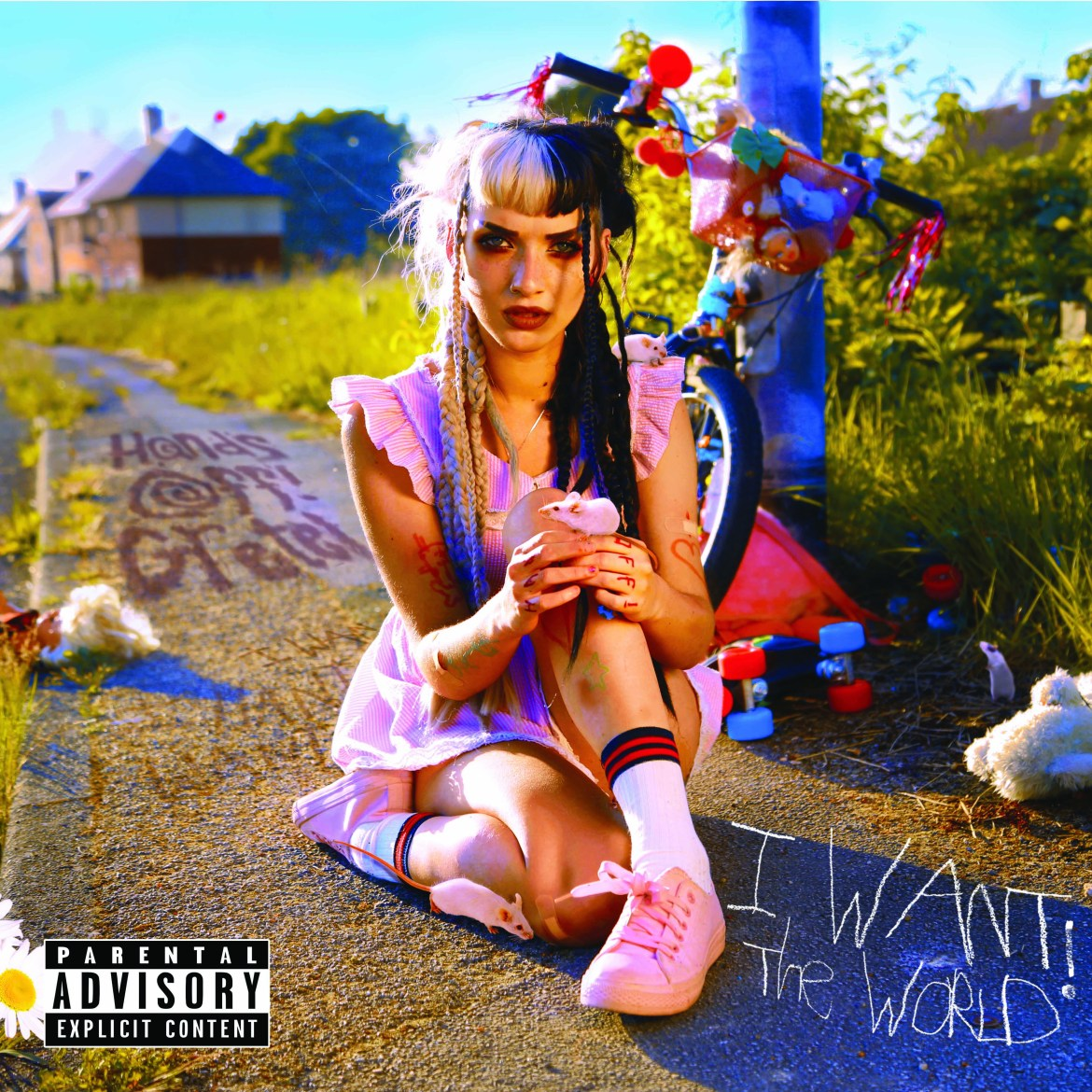 i want the world official cover square
