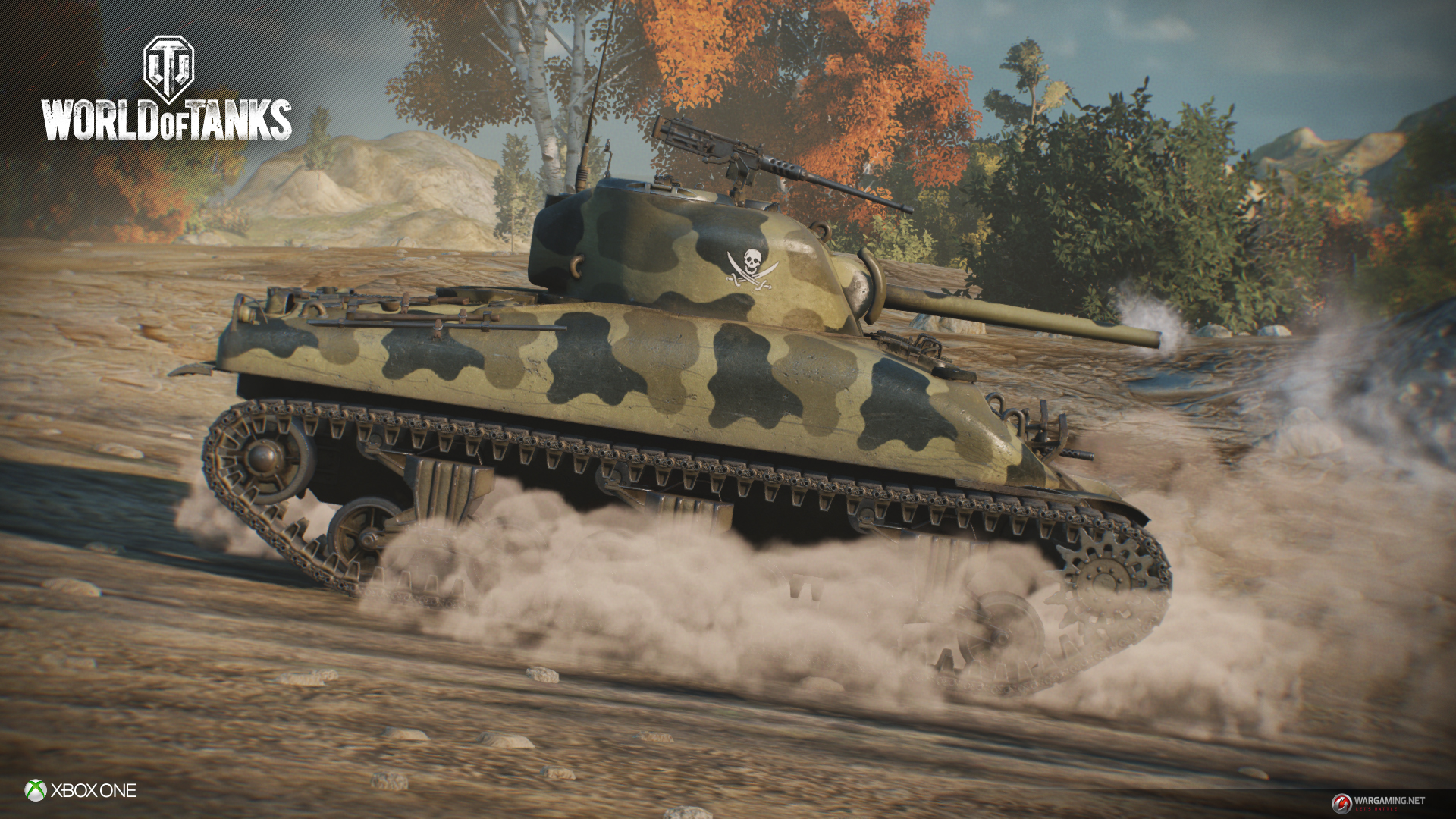 World Of Tanks Rolls Onto Xbox One With Launch Trailer And