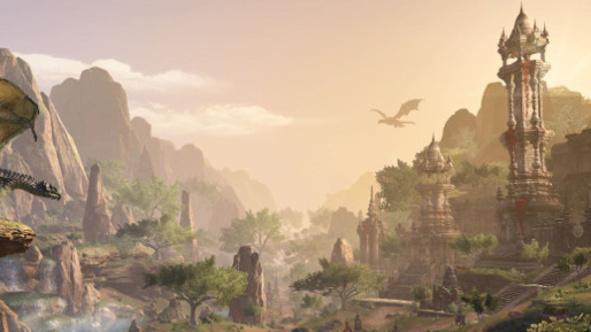 GDC 2019: The Elder Scrolls Online Sends Players to Adventure Elsweyr