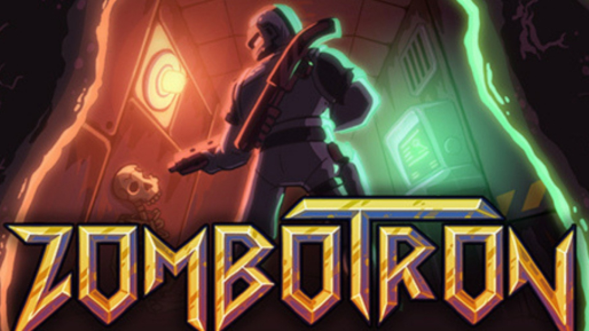Zombotron to Bring Its Side-Scrolling Shooting Experience to PC, macOS