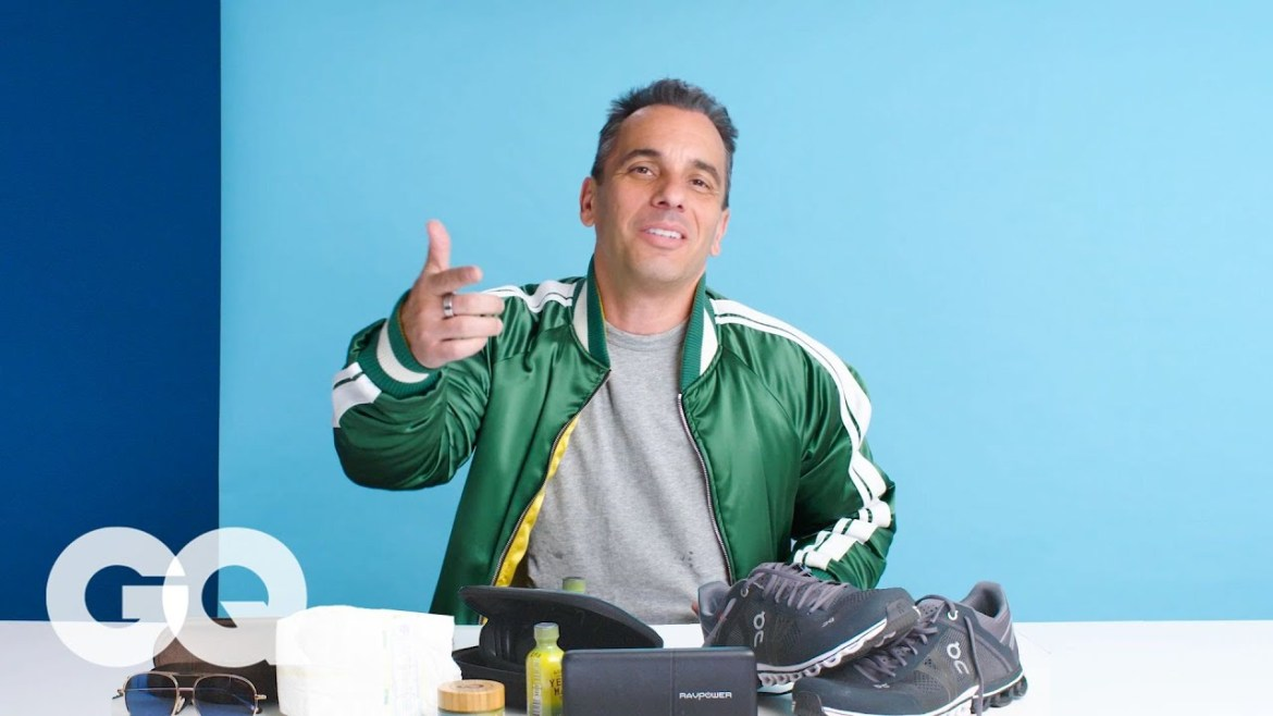 Top 10 Things Sebastian Maniscalco Can't Live Without