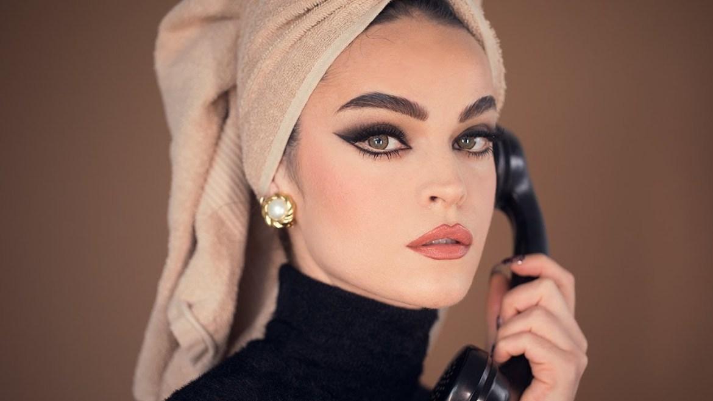 Sophia Loren Inspired Makeup Tutorial